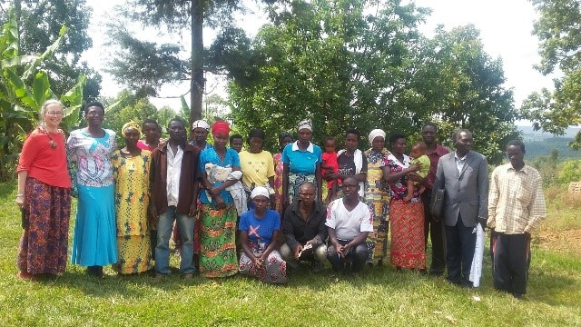 Bertha Small the clerk of the Peace Committee at the Canadian Friends Service Committee (CFSC) visited FWA, June Report