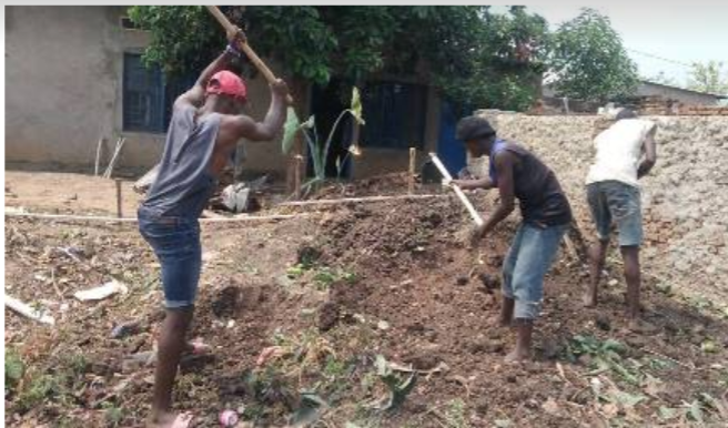 FWA has initiated a project to extend its services in Kamenge and its surroundings. July Report