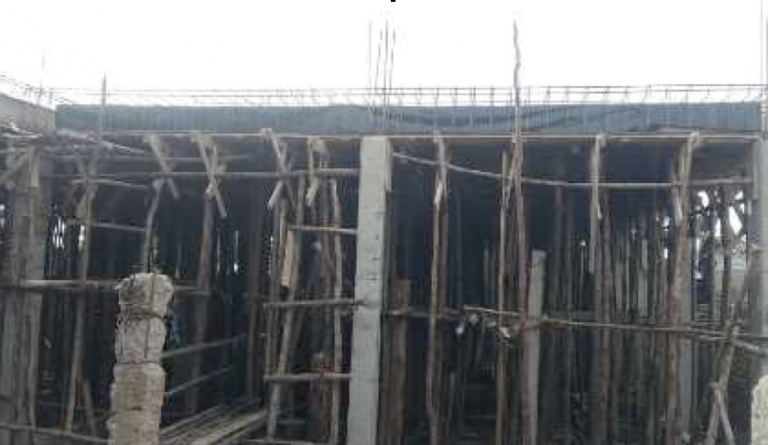 The work done during the month of December 2018