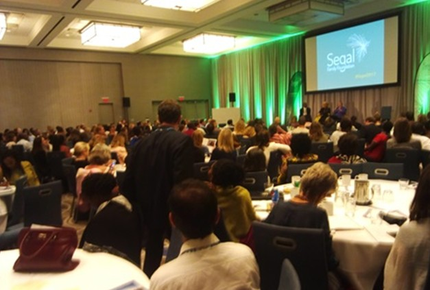Segal Family Foundation Annual Conference at the Hyatt Regency on the Hudson