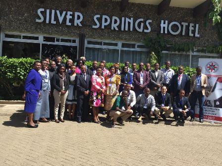 Dialogue Exchange program at the Silver Springs Hotel , Kenya. November 2017- Report